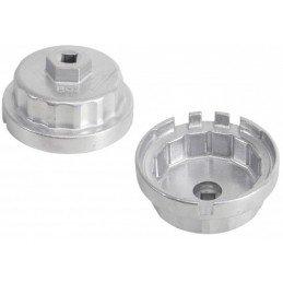 Llave filtros de aceite de Toyota / Lexus, 64.5 x 14 caras