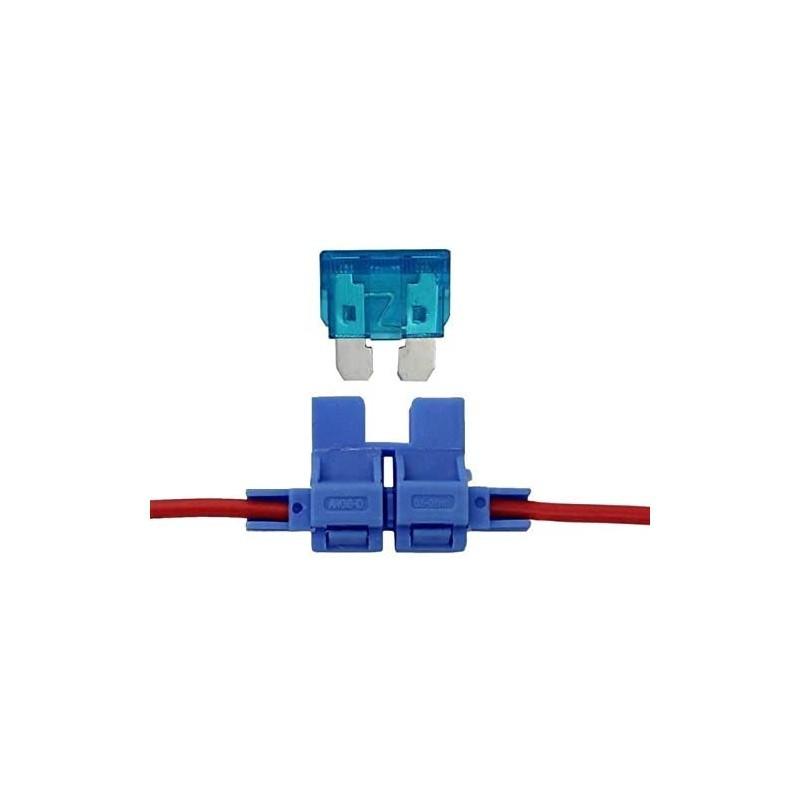 Portafusibles rápido para fusibles uni 5 unidades