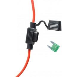 Portafusible impermeable mini 30A