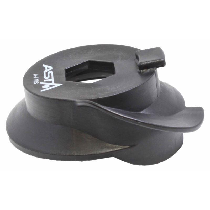 Útil para el montaje de la correa elástica de la bomba de agua sin tensor de correa