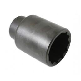 """Llave Vaso Tornillo de Buje 1/2"""" 39mm. 12 Caras"""