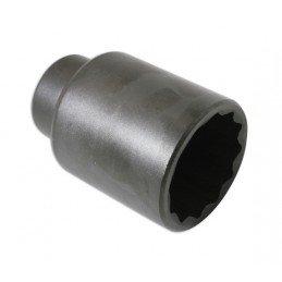 """Llave Vaso Tornillo de Buje 1/2"""" 39mm. 12 Caras. BGS-5351"""