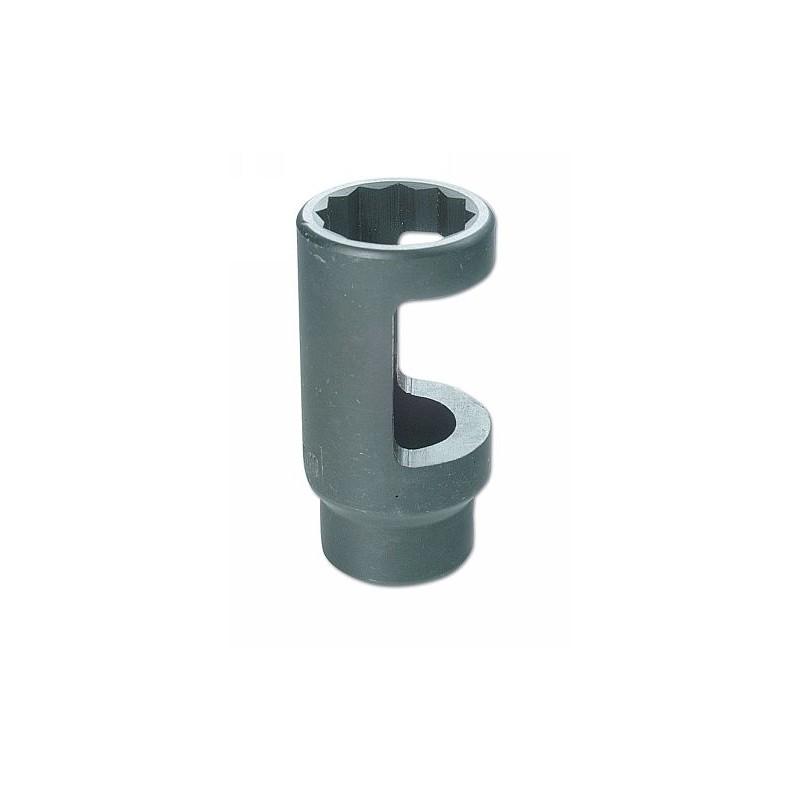 """Vaso para inyectores diesel 1/2"""" 22 mm."""