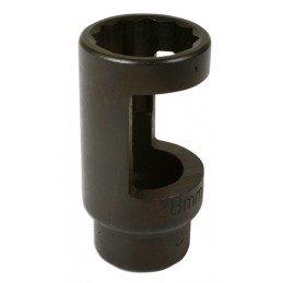 """Vaso para inyectores diesel 1/2"""" 28 mm."""