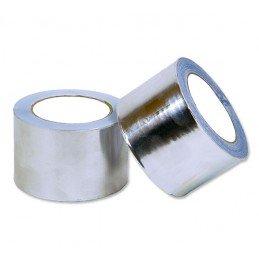 Fita de alumínio de 30 microns 75mm x 45mts