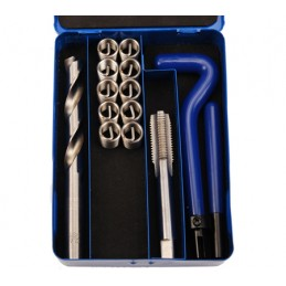 Juego para reparar roscas insertadas M12 x M1.75