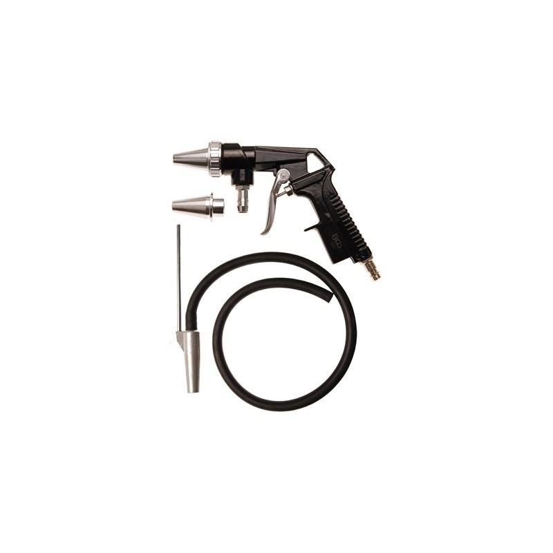 Pistola chorreadora de arena