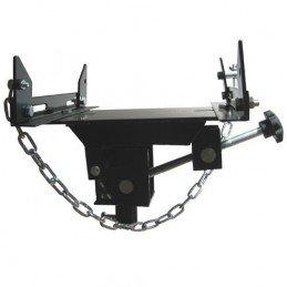 Adaptador para gato de foso, soporte para transmisiones