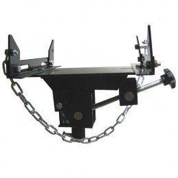 Fosso, suporte para transmissão adaptador Jack