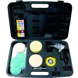 Kit polimento de farol