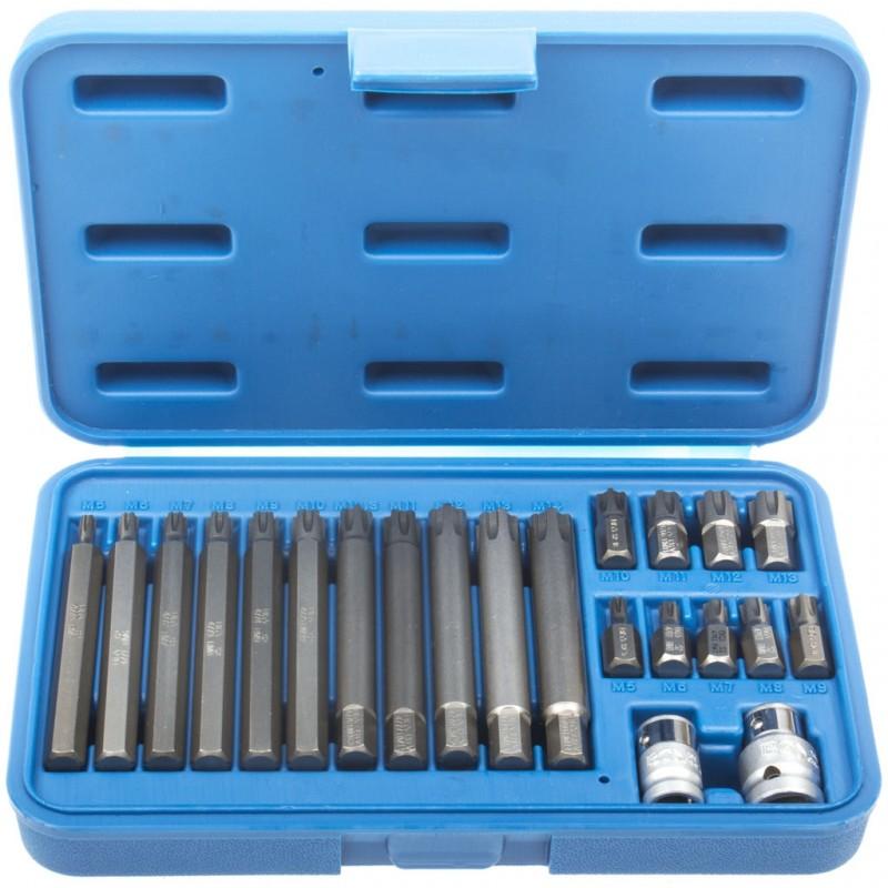 Juego 22 piezas de puntas RIBE 10 mm.