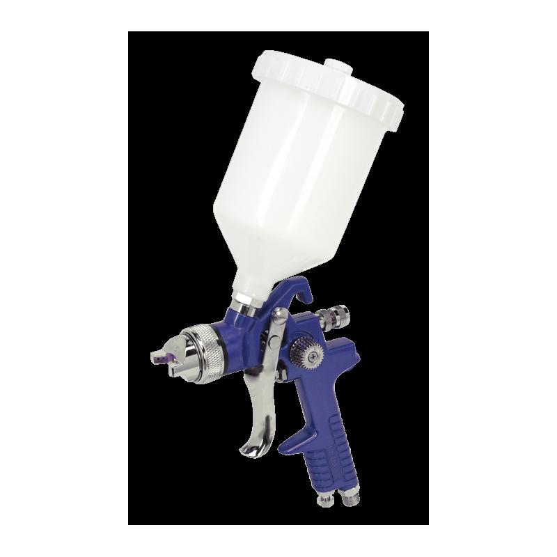 Pistola de pintura HVLP 600CC