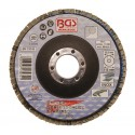 Diâmetro de disco 115 mm, chapas de grãos 40