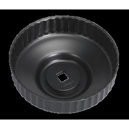 Óleo de filtro chave VW, Audi TDI 93 mm x 45 faces