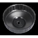 Llave filtro Aceite Alfa romeo, Fiat,VW Glf, A6, Peugeot, Citroen 86mm x 18 Caras