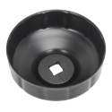 Llave filtros de aceite 76 mm x P12