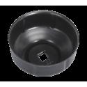 Llave filtro Aceite Fiat, Renault clio 66mm x 6 Caras