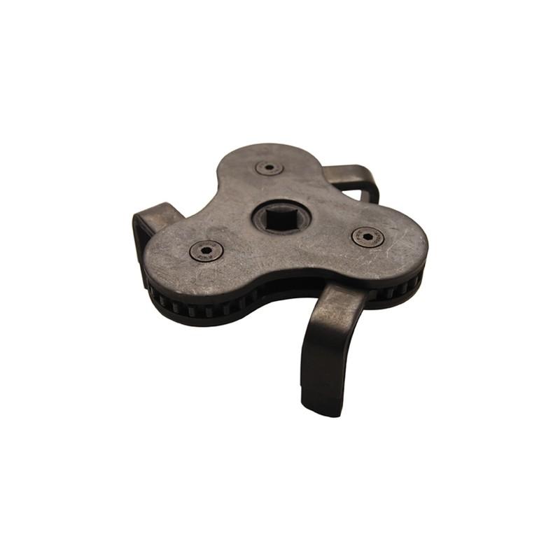 Llave de filtros de aceite de 3 patas 63-103mm