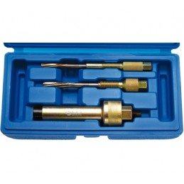 conjunto de 3 peças para reparar fios calefatores