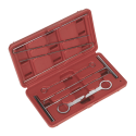 Kit para desmontar radios y salpicaderos