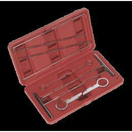 Kit para desmantelar rádios e painéis