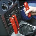 Jogo para remover auto-rádios