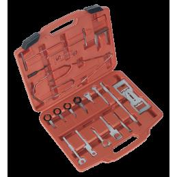 conjunto de peças de 46 para remover auto-rádios