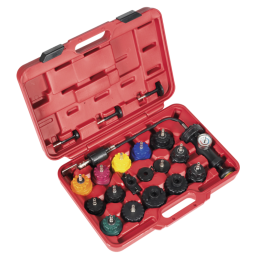 Kit para Comprobar Circuitos de Refrigeración