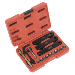 Reparador de roscas de caliper de freno M9 x 1.25mm.