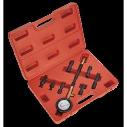 Compresimetro de gasolina 8 piezas