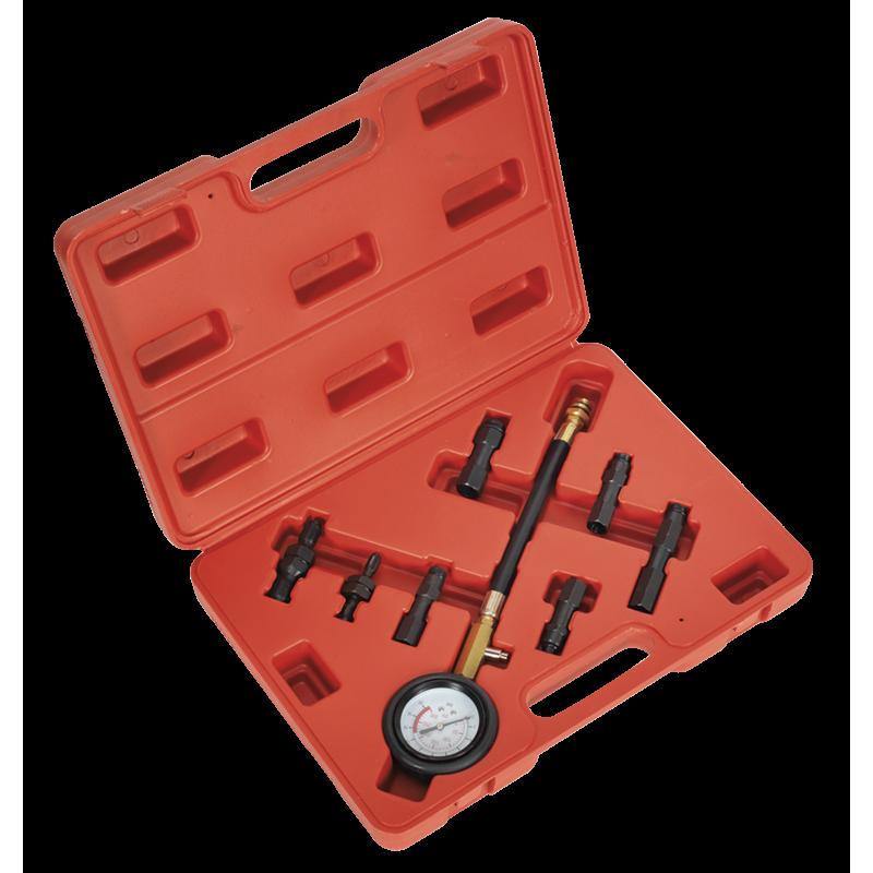 Compresimetro de peças de gasolina 8