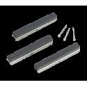 Reposição de polidora 3 pedras 100 mm.