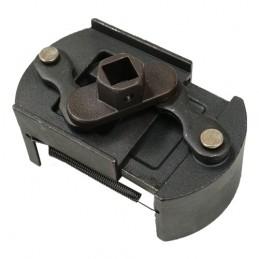 Llave del filtro de aceite ajustable 80-98mm.