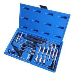 Kit de ferramentas para remover os sacos de ar