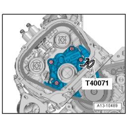 Conjunto de calado Audi FSi 2.4, 3.2, 4.2, 5.2, V6, V8, V10