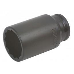 """Llave Vaso Tornillo de Buje 1/2"""" 33mm. 12 Caras"""