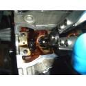 Alicate para vastago de la válvula con adaptadores