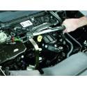 Chave para extrair óleo filtros, a PSA & Ford, 27 mm