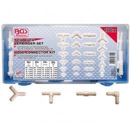 100 piezas de conectores para magueras