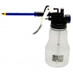 Plástico 250 ML de óleo