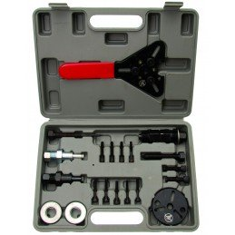 Kit extractor embragues de compresor de aire acondicionado