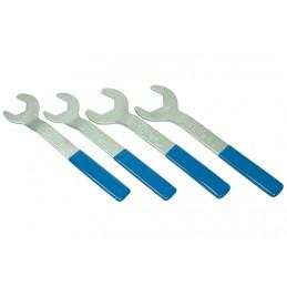 Conjunto de 4 peças chaves para soltar a embreagem viscosa ventilador