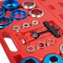 Conjunto para extrair / instalar seals cambota