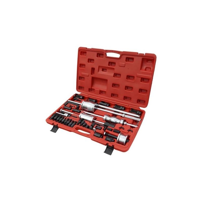 Juego extractor de inyectores internos/externos