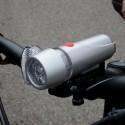 Luz com para bicicleta 5 LED, 2 PCs 2 PCs