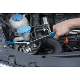 Chave de tampa do filtro diesel UFI VAG 2.0 TDI