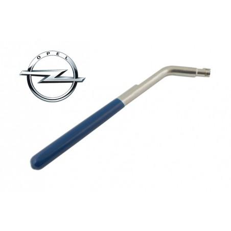 Útil para ajustar la boquilla de limpia parabrisas Opel