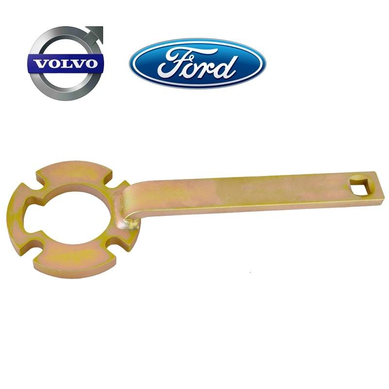 Chave para segurar o virabrequim Volvo & Ford