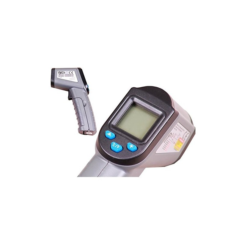 Termómetro Digital por Infrarojos