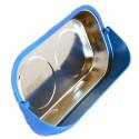 Protetor magnético de bandeja retangular